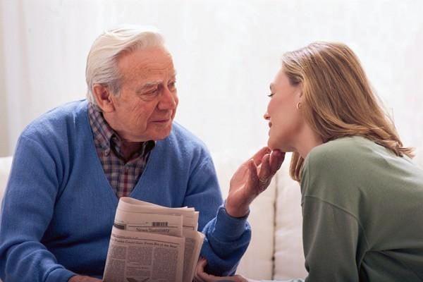 Наставление от дедушки