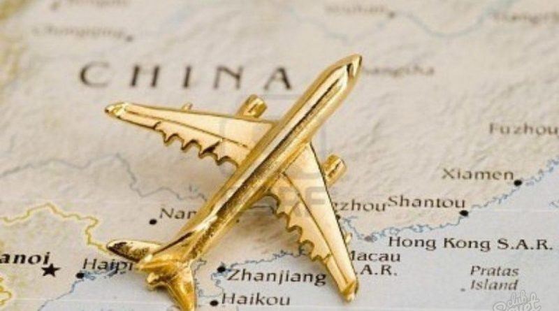 фото виза в китай