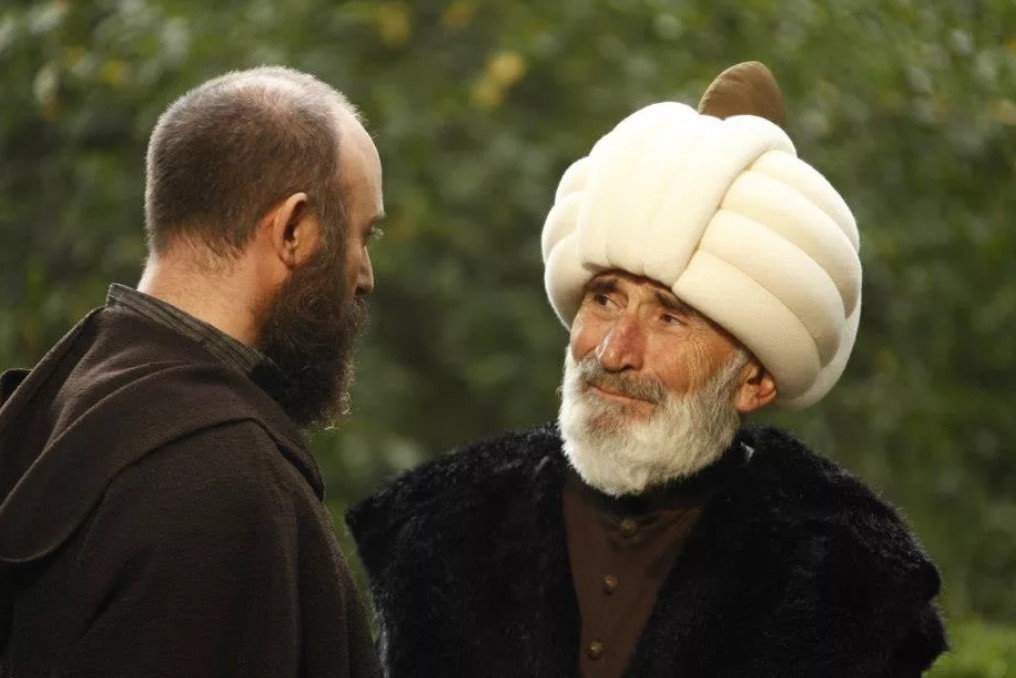 Шейх Улеслам Эфенди  и Сулейман