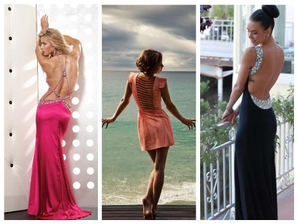 варианты поз для фотосессии в платье