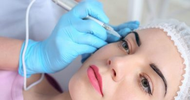 Перманентный макияж глаз: стрелки