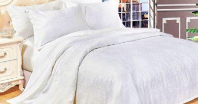 Постельное белье: комплекты из поплина и сатина