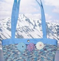 Вязание сумок и коммерческий успех