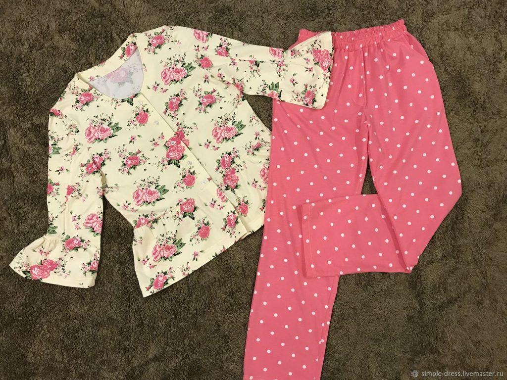 Пижама в стиле прованс