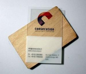 Пластиковые визитки 5