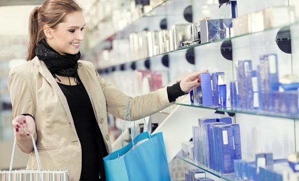 поощрить себя покупкой нового парфюма