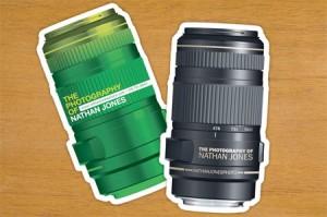 Визитки фотографов 1
