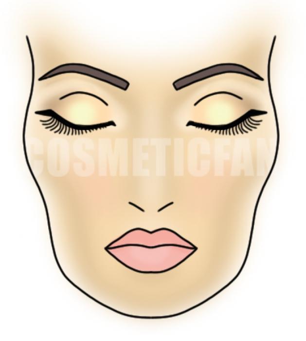 Пошаговый урок свадебного макияжа
