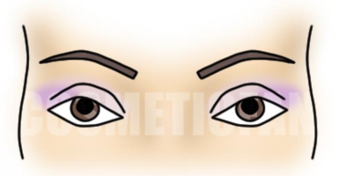 Пошаговый урок легкого макияжа