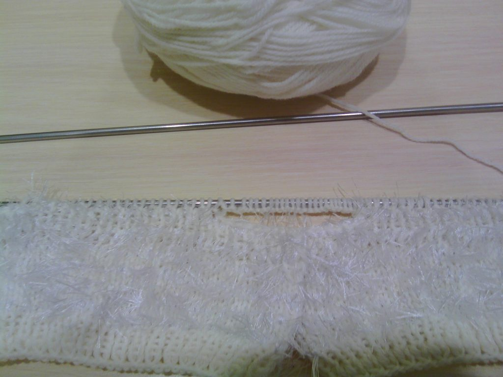 вязание комбинезона для собак