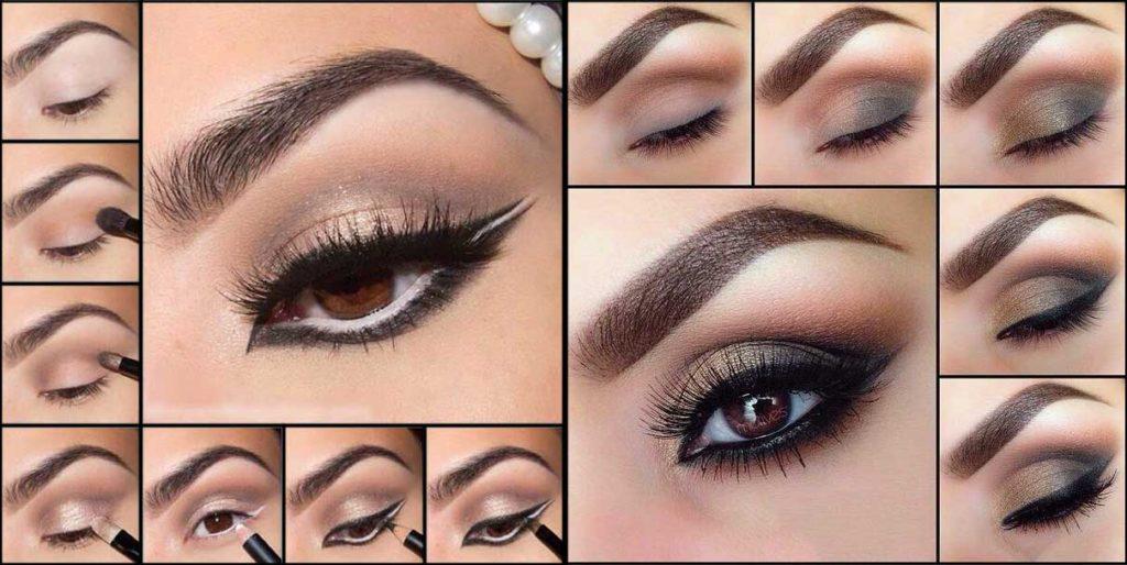 Декоративная косметика для коррекции лица: как выбрать и сделать идеальный макияж для маленьких глаз