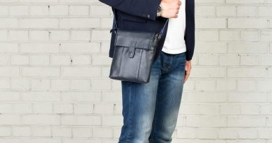 Как выбрать удобную сумку для мужчины?