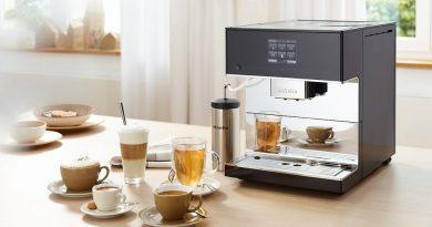 Кофеварка Miele