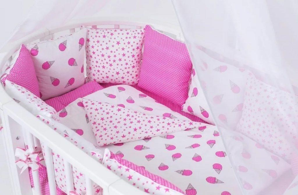 Детский текстиль для новорожденных