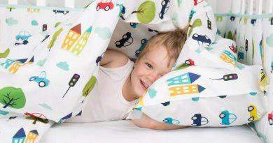 Как выбрать качественный детский текстиль