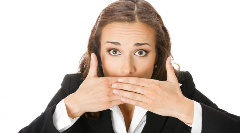 Как контролировать свою речь