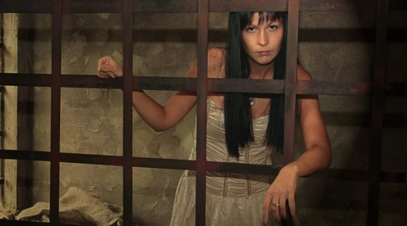 Исповедь заключенной