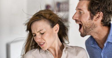 Психологический террор в семье