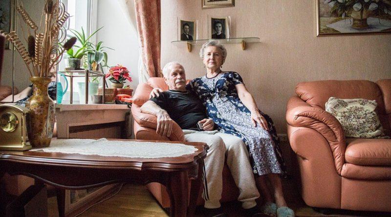 Любовные истории после 40 лет