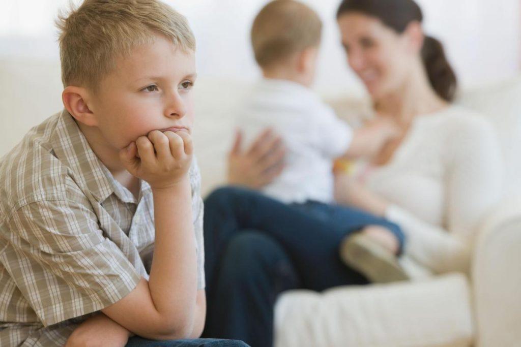 Об одиноких детях