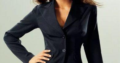 Как выбрать черный пиджак