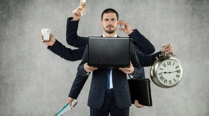 Как жить с трудоголиком?