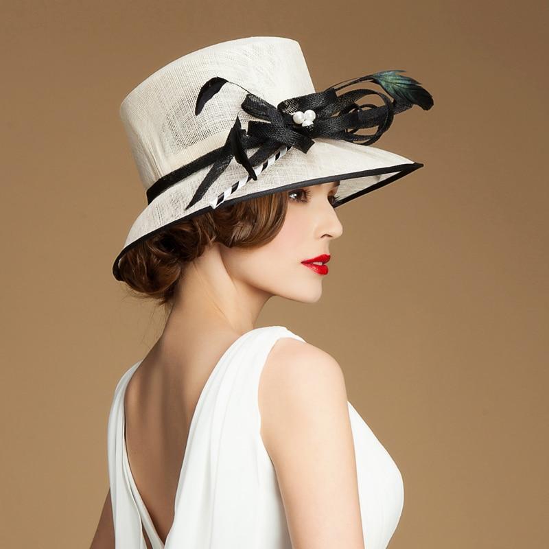 Шляпа к вечернему платью