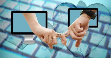 Истории любви: из интернета в реальность