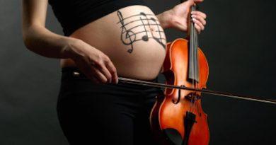 Музыка до рождения ребенка
