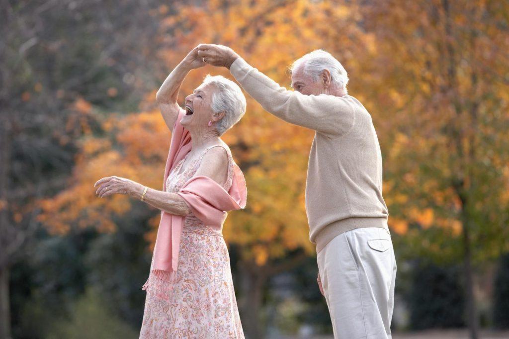 Проявление сексуальности пожилых