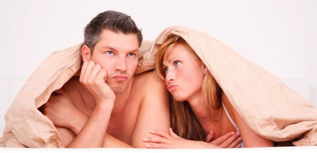Секс становится семейной обязанностью