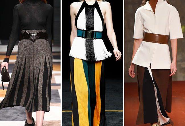 Модные ремни 2019