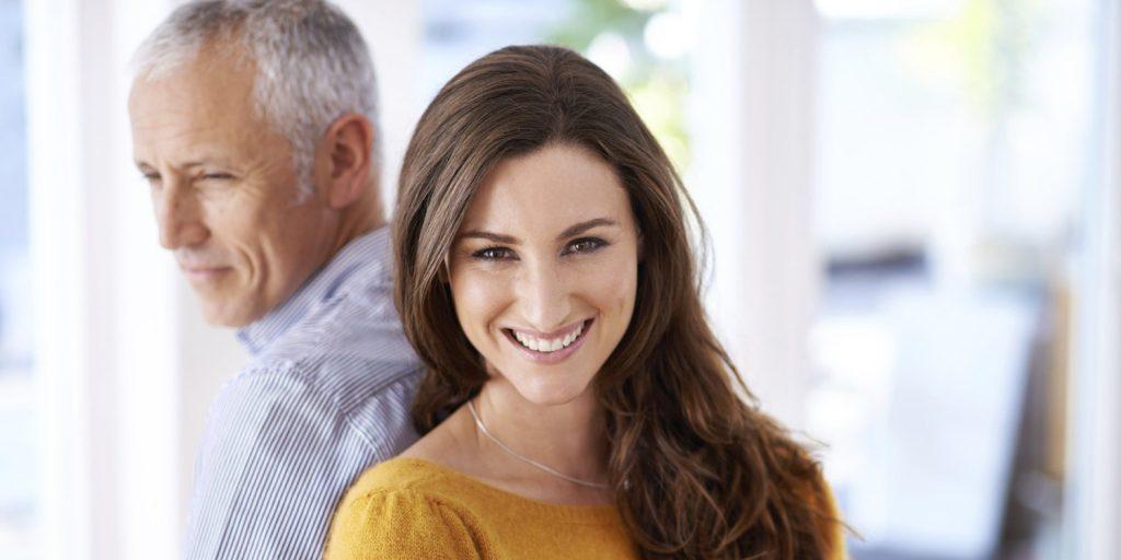Сексуальная несовместимость разновозрастных партнеров