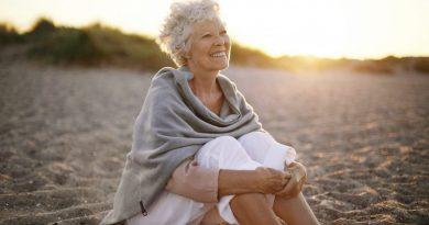 Умение стареть красиво