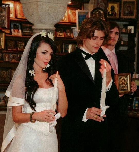 Первое замужество