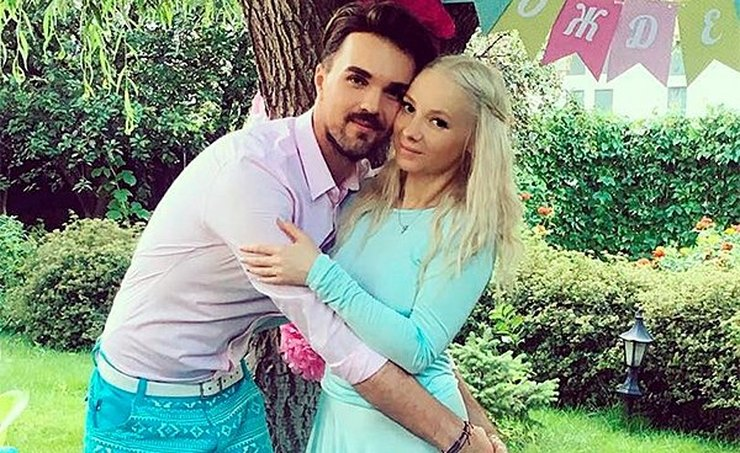 Екатерина Коренева и Александр Панайотов