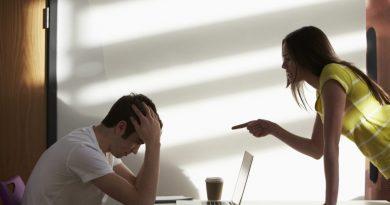 Как правильно ругаться с любимым?