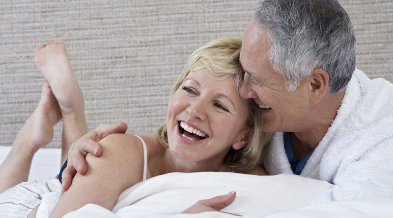 Возможен ли секс в зрелом возрасте?