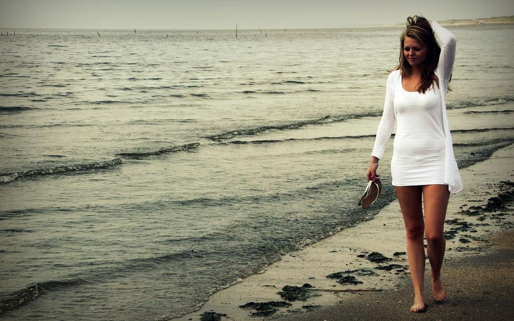Гуляйте по берегу