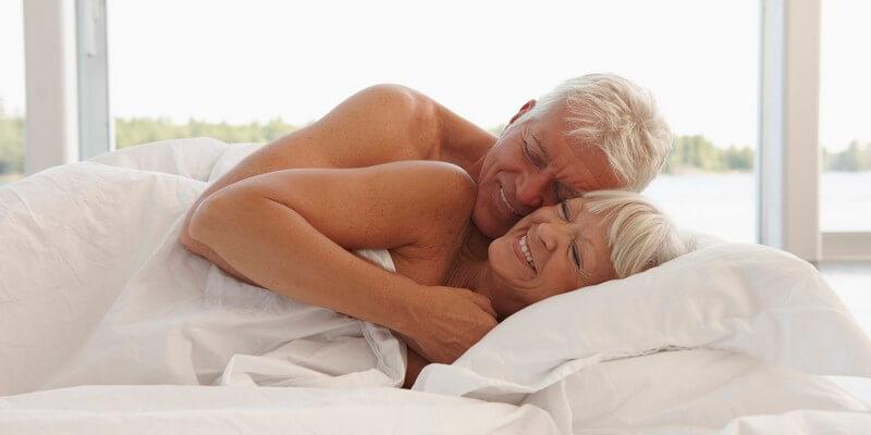 Нужен ли секс в зрелом возрасте