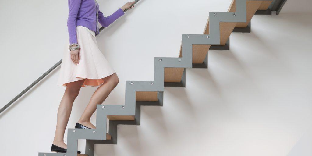 Ходите по лестницам