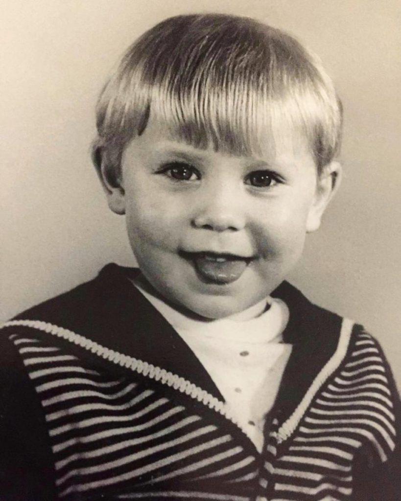 Митя Фомин в детстве