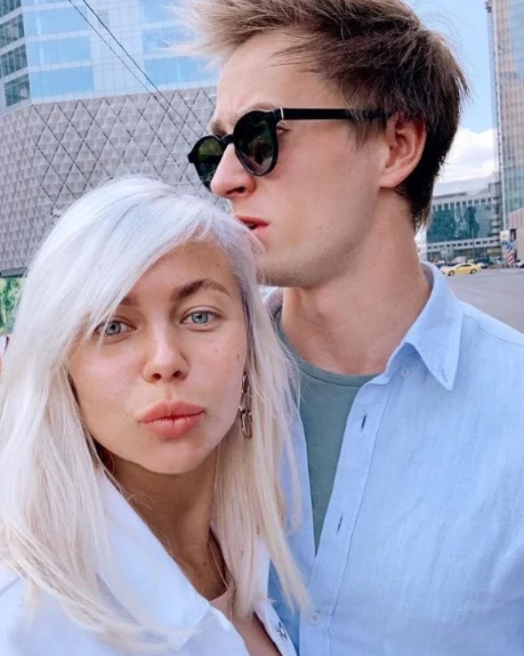 Лина Дембикова и Александр
