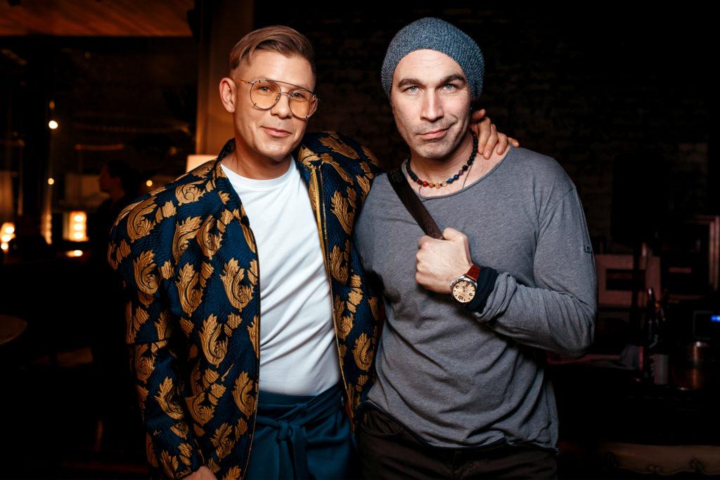 Дмитрий Фомин и Тимофей Пронькин