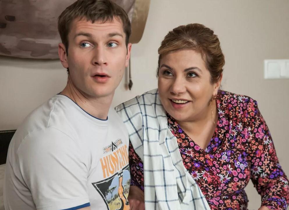 Марина Федункив в сериале