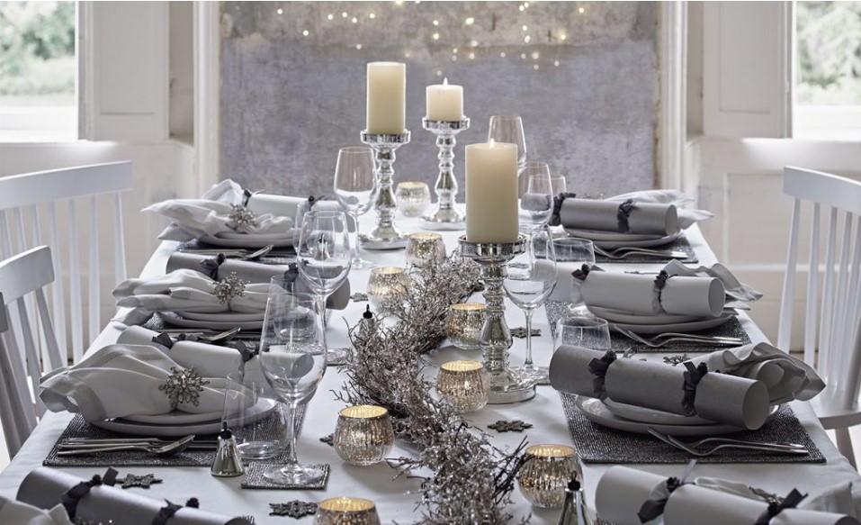 Новогодний стол в год крысы