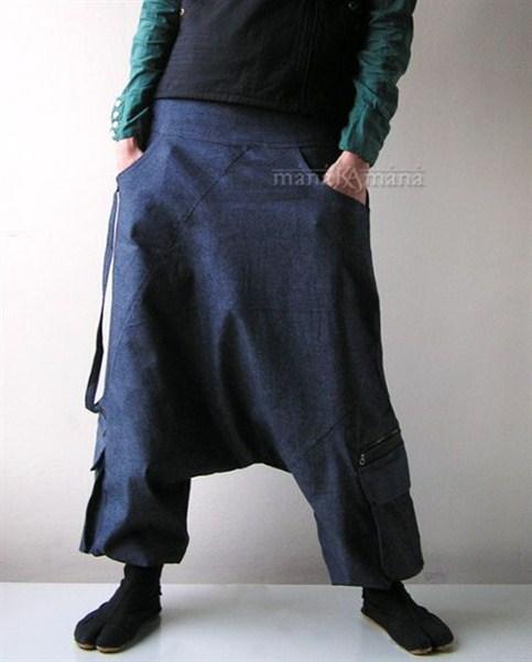 Афгани джинсы - не для официальных встреч