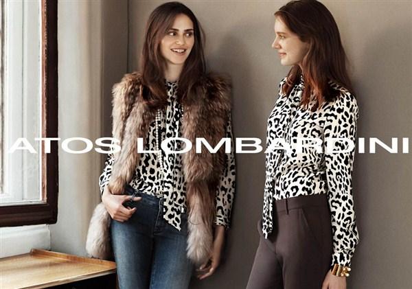 Atos lombardini – итальянский бренд одежды для девушек