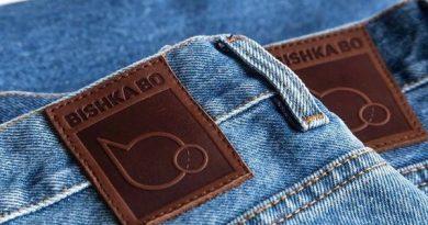 Бишка бо — джинсы с Украины и для украинцев