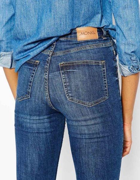 Монки джинсы, monki jeans
